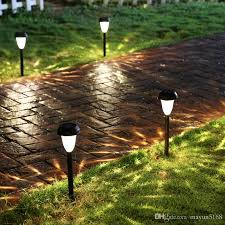 cheap led garden lights solar light garden light led lighting solar tower l plastic