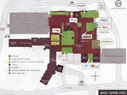 Map Of Las Vegas Strip Hotels by Las Vegas Casino Property Maps And Floor Plans Vegascasinoinfo Com