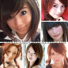 Cute Anime Hairstyles Tattoo Riyani Cute Anime Haircuts