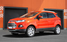 review 2017 ford ecosport review