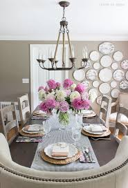 how high to hang chandelier over dining table 20 rule of thumb measurements for decorating your home driven by