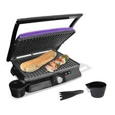 cuisine grill grill électrique revêtement granité cuisine appareils de cuisson
