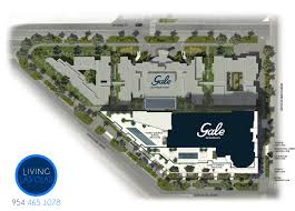 gale boutique condos floor plan building layout living las olas