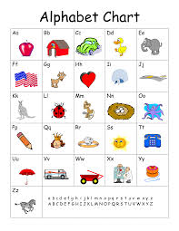 6 best images of free printable alphabet chart free printable