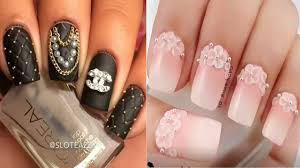 the best nail art 2017 new nail art designs compilation youtube