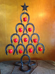 horseshoe christmas tree products mayfield metal