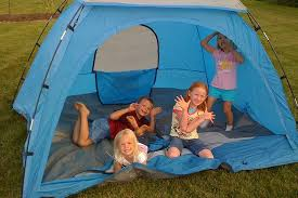Tent In Backyard by Camping At Home 12 Fun Ideas For Camping In Your Backyard Froddo