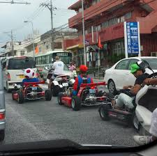 friends caught this on their way to the airport in okinawa gaming