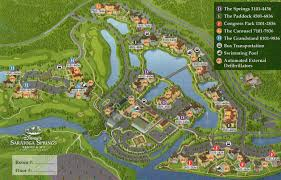 Coronado Springs Resort Map Which Building At Saratoga Springs Wdwmagic Unofficial Walt