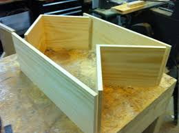 how to build an corner cabinet diy corner cabinet drawers steps in building the drawer
