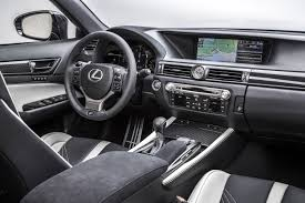 lexus sedan 2016 interior lexus reveals all new gs f luxury performance sedan with 467 hp
