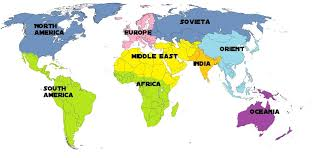 continents on map mimzy s geography a map of the cultural continents of the