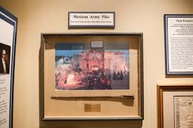 Alamo Flag Hall Of Freedom American Freedom Museum