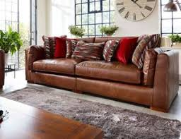 Sofas Buy Leather Corner Sofas Online At Cheap Price In UK - 4 seat leather sofa