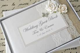 Luxury Photo Albums Creative Bridal U2013 Personalised Wedding Guest Books And Wedding