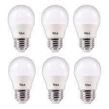 white vanity light bulbs cpla ligthing 60w equivalent led globe decorative light bulbs round