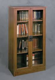 2 Shelf Bookcase With Doors Best 25 Glass Door Bookcase Ideas On Pinterest Blue Library