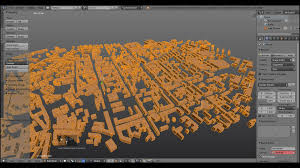 create a building how to create a city covered with fog in blender creative shrimp