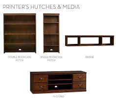 Double Bookcase Build Your Own Printer U0027s Collection Pottery Barn