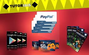 play email gift card ganhar dinheiro no paypal play conta de minecraft e g2a