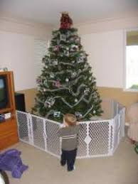 buy a tree gate for baby s safety and s peace of mind