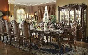 traditional dining table allesia ac 20 classic dining