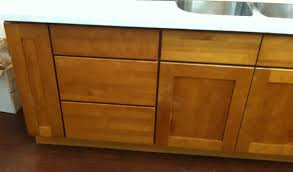 Kitchen Cabinet Drawer Fronts Rta Cabinet Broker 1g Natural Maple Shaker Rta Kitchen Cabinets
