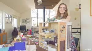 How To Make Modern Dollhouse Furniture Modern Mini Houses