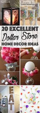 Best  Dollar Store Decorating Ideas On Pinterest Dollar - Home decorative stores