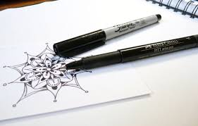 a penchant for paper tips u0026 ideas for drawing mandalas