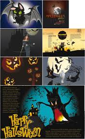 halloween background templates free background free vector stock illustrations art clip art ai