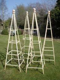 wood garden obelisk trellis for sale image mag champsbahrain com