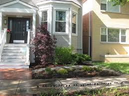 Front House Landscaping by Front Yard Landscaping In Chicago 4 Seasons Painting And