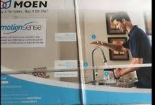 Hands Free Kitchen Faucets Moen Motion Sense Haysfield Hands Pulldown Kitchen Faucet
