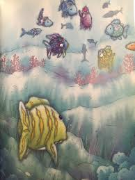 rainbow fish rescue 320 children u0027s literature review