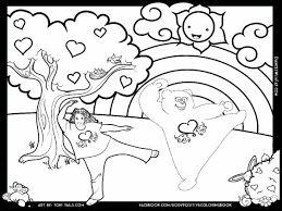 spectacular hello kitty coloring pages with hello kids