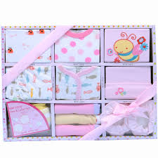 baby gift sets 11 pieces high quality cotton newborn baby gift set baby clothing