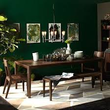 Green Dining Room Expandable Farmhouse Dining Table Sundried Wheat Pine Room