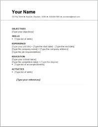 resume templates simple kansas nebraska act encyclopedia children s homework