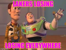 Lakers Meme - x x everywhere meme imgflip