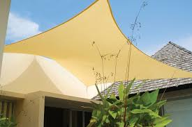 How To Install Awning How To Install A Shade Sail Coolaroo