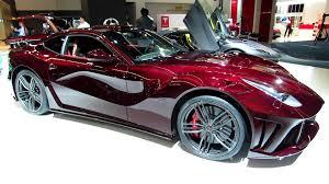Ferrari F12 Specs - 2013 ferrari f12 berlinetta la revoluzione mansory exterior