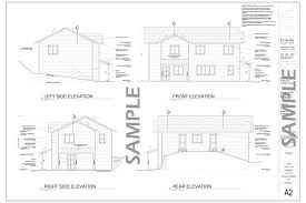 Duplex Blueprints Blue Spruce Habitat For Humanity Duplex Plans U2014 Evstudio