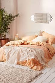 Coral Colored Comforters Bedroom Breathtaking Peach Bedding On Pinterest Coral Bedroom