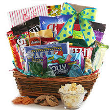 snack gift basket endless edibles snack gift basket gift baskets