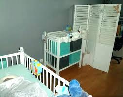 ikea chambres bébé lit bebe combine table langer web4u site