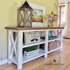 X Console Table Console Tables