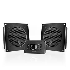 Cabinet Coolers Home Theater Entertainment Center Av Cabinet Cooling Fans