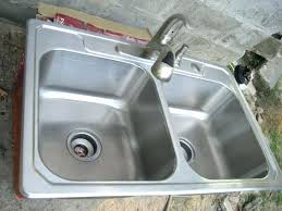 kitchen sink faucet combo lowes sinks kitchen bloomingcactus me
