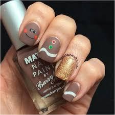 10 christmas nail art ideas to meet santa sparkly polish nails